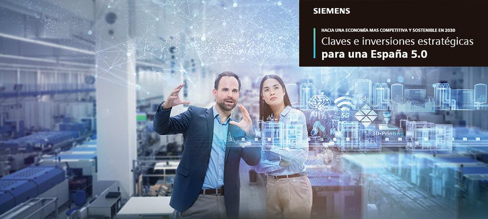 Claves e inversiones estratégicas para una España 5.0