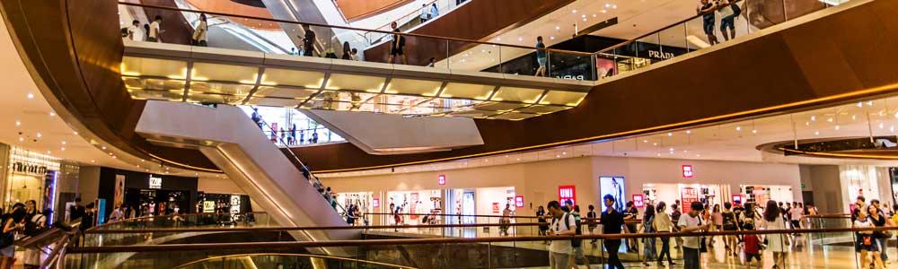 Máximo confort y ahorro energético en el sector retail gracias a la tecnología KNX.