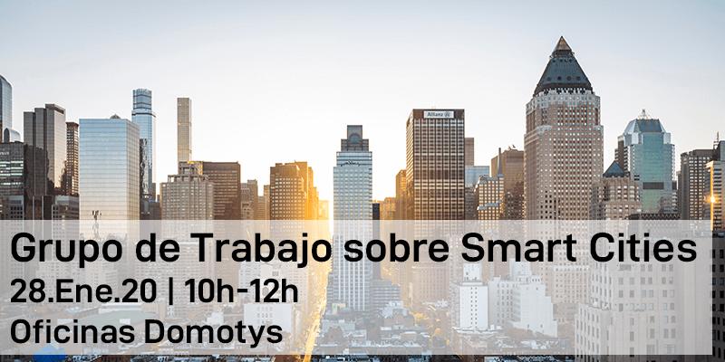 Grupo de Trabajo sobre Smart Cities
