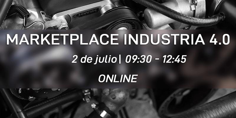 Marketplace de soluciones Industria 4.0