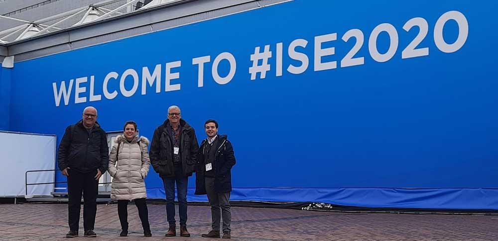 Asistimos a la ISE 2020 por cortesía de los organizadores de la Feria en una misión dirigida a directivos y clúster managers